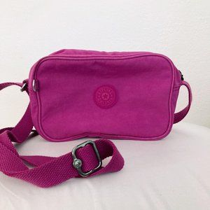 Kipling Hot Pink Crossbody Bag
